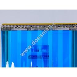 LA 200x2 Transpar Standard Positiv Non ignifug Bleue Traffic