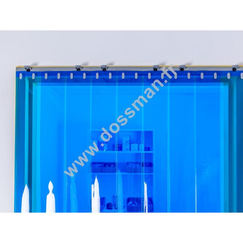 LA 200x2 Transpar Standard Positiv Non ignifug Bleue Quick