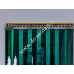 LA 200x2 Transpar Standard Positiv Non ignifug Verte Traffic