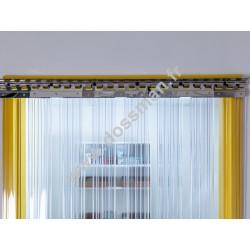 LA 200x2 Transpar Confort+ Positiv Non ignifug Transpar Traffic