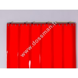 LA 200x2 Opaque Standard Positiv Non ignifug Rouge Quick