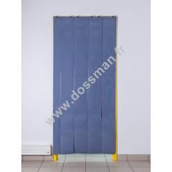 Porte à lanière 200x2 Opaque Grise