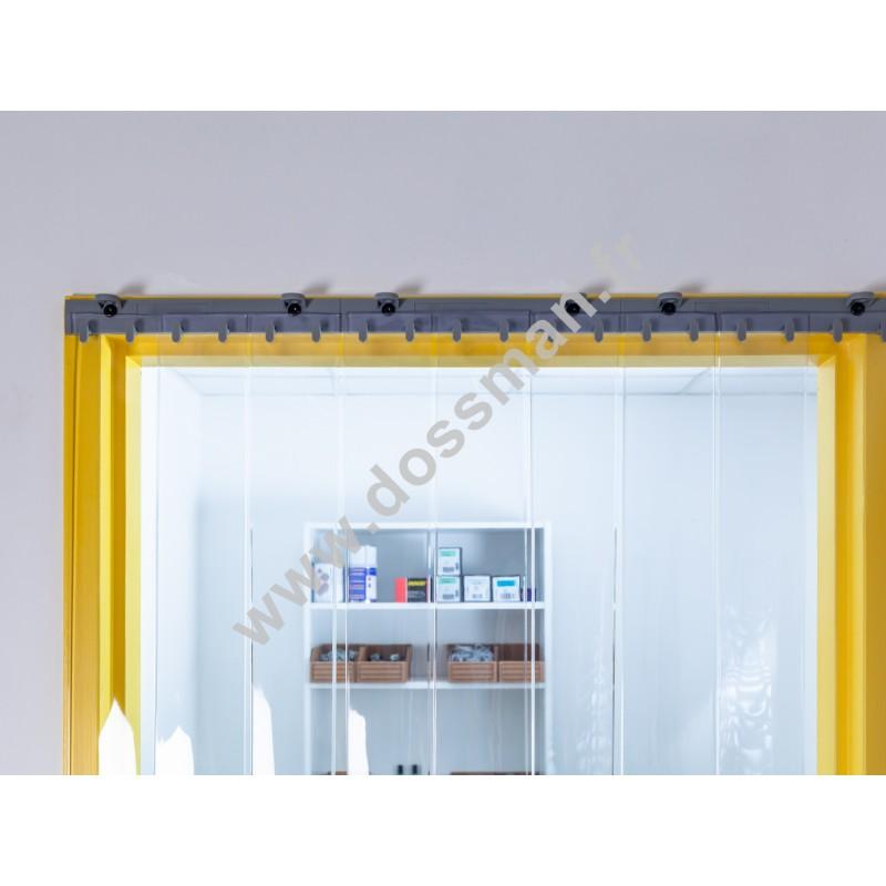 LA 200x2 Antistatiq Standard Positiv Non ignifug Transpar Quick