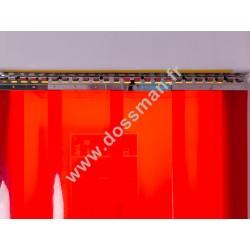LA 300x2 Soudure Standard Positiv ignifug soudure Rouge Traffic SUR MESURE