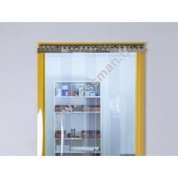 Porte à lanière 300x3 transparente