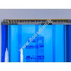 LA 300x3 Transpar Standard Positiv Non ignifug Bleue Traffic