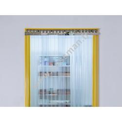 Porte à lanière 300x3 transparente Confort passage régulier