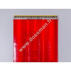 LA 300x3 Soudure Standard Positiv ignifug soudure Rouge Traffic