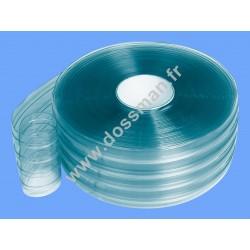 Rouleau de lame PVC 200 x 2 Transparent Confort+ (-25°C) Frigorifique