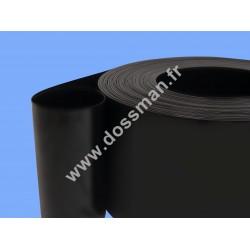 Rouleau de lame PVC 200 x 2 Opaque Noire