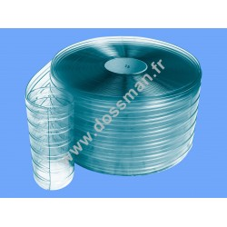 RO 300 x 3 Transparent Standard (-25°C) Non ignifugé Transparent
