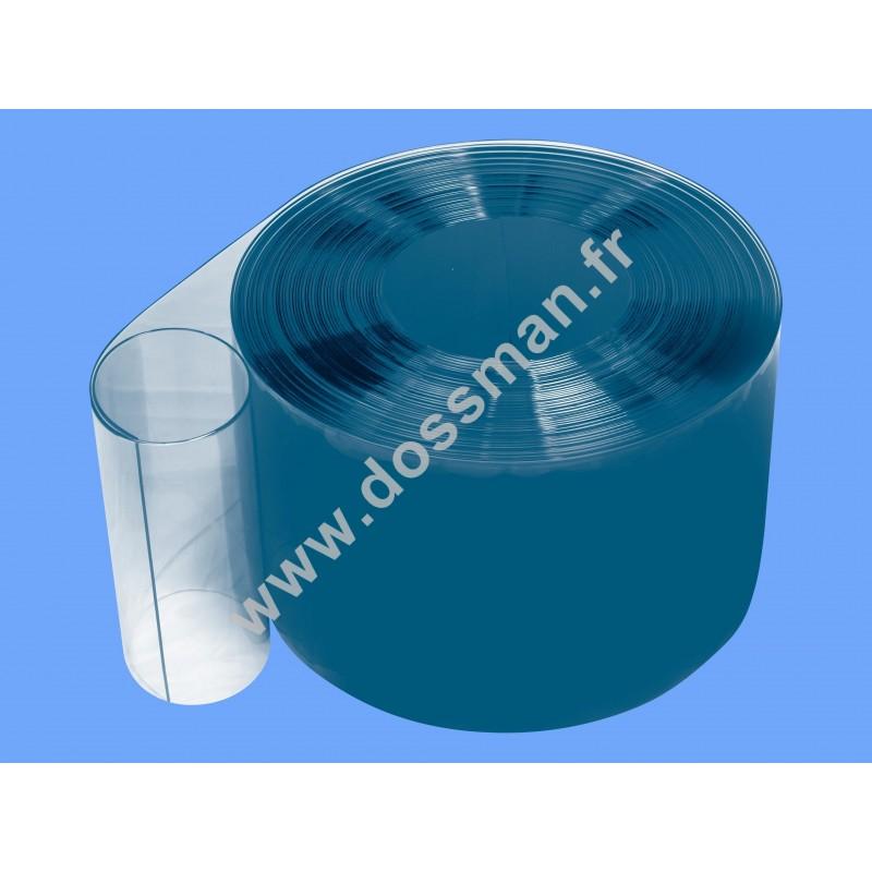 Rouleau de lanière 300 x 3 Transparent Standard (-60°C) Non ignifugé