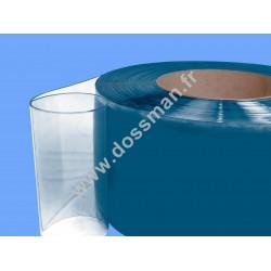 Rouleau de lanière PVC 300 x 3 Transparente (-60°C) frigo super grand froid