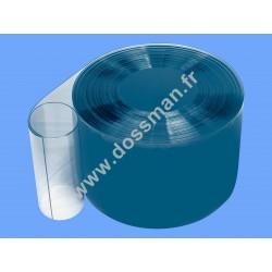 Rouleau de lame PVC 300 x 3 Transparent (-60°C) frigorifique grand froid
