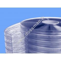 Rouleau de lame PVC 300 x 3 Translucide Mate