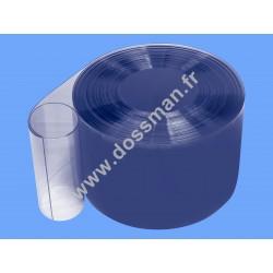 Rouleau de lame PVC 300 x 3 Transparent Ignifugé M1