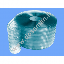 RO 300 x 3 Transparent Confort + (-25°C) Non ignifugé Transparent